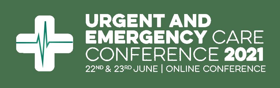 Urgent Emergency Care Conference 2021_ Logo